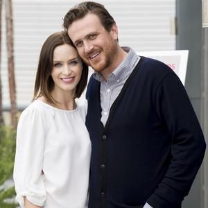Jason Segel said his co-star Emily Blunt is 'capable of anything'