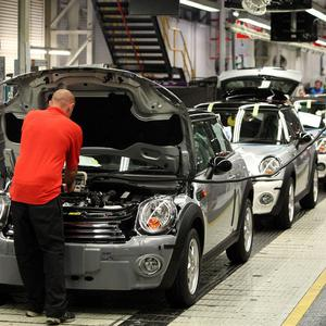 Three UK Mini factories will benefit from an extra £250m of investment