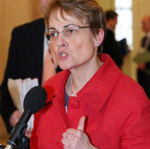 Margaret Ritchie is demanding a meeting with the health minister over changes to hospital care