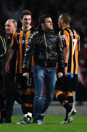 "<br /><b>Cesc Fabregas' jacket</b><br /> Nothing really wrong with Cesc's style here, but it gets onto the list thanks to Hull's anger over his choice of attire. Phil Brown's Hull side accused the Arsenal captain of spitting, and in their report to the FA, made numerous reference to his choice of clothing - suggesting it was completely inappropriate for a captain to be wearing such things. Arsenal manager Arsene Wenger joked that if the player had been wearing ""black tie"" he might not have got in such trouble"