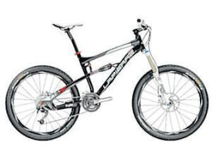 MOUNTAIN  <b>Lapierre Zesty 714 </b><br/>  Jeff says you can throw the 714 at 'any terrain. Weighing in at just 11.7kg, it accelerates fast and the combination of the stiff frame, OST virtual pivot suspension and Fox rear shock make it a super-efficient ride'.  <b>Where</b> www.lapierrebikes. co.uk <b>How much</b> £3,700
