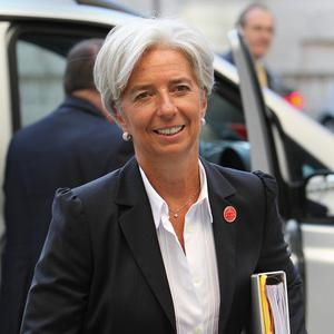 IMF chief Christine Lagarde has welcomed a deal that will see Greece buy back bonds from private investors