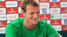 Roy Carroll is back in the Northern Ireland squad and the keeper is likely to get a first start for five years