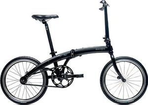 FOLD-UP  <b>Dahon Mu P8 </b><br/> Like Bromptons only cheaper, American-made Dahons also look pretty smart. The Mu Uno is the firm's first singlespeed, offering total simplicity and a light weight (10kg), making it the perfect rail-commuter.   <b>Where</b> www.dahon.co.uk  <b>How much</b> £460
