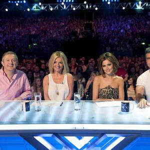 Geri Halliwell took to the X Factor judging panel in Glasgow