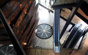Visual tour of the Titanic Belfast Signature Building which opens to the public on Saturday 31  March.