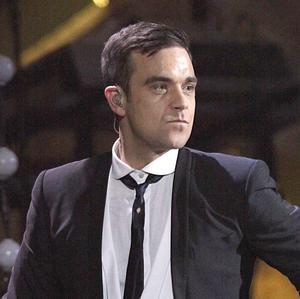 Robbie Williams brought the house down at the Brits