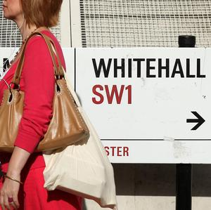 Whitehall spent at least 275 million pounds in one year on staff training, the National Audit Office found