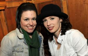 Laura Gammell and Shauna McSorley in The Garrick