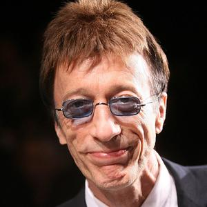 Robin Gibb's son said he was battling his health problems