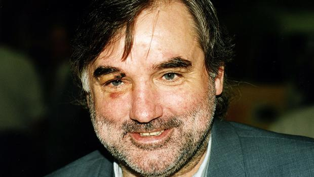 George Best, ex-Manchester United footballer, smiling with bruised eye