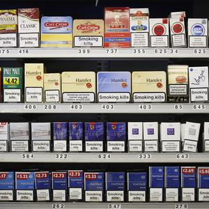 A new study has claimed tobacco companies are targeting youngsters with colourful and eye catching packaging