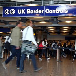 A leaked memo reveals tourists arriving from outside the European Economic Area are repeatedly waiting longer than the 45-minute target time