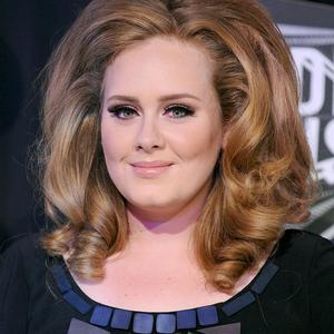 Adele isn't comfortable with her fame