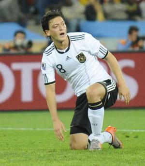 <b>Mesut Ozil</b><br/> An exciting prospect is the German wonder-kid Mesut Oezil. He has been a class apart at the World Cup (although judging players on their performances in tournaments isn't always the best indicator, remember Karl Poborsky?). Yet Ozil looks like the real deal and a move away from Werder Bremen surely beckons. United will face stiff competition from Europe's other top clubs, but when Ferguson sets his mind to it, he rarely fails to get what he wants.