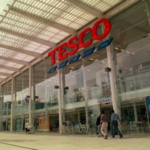 Tesco saw a one-and-a-half per cent fall in underlying sales in the 13 weeks to May 26
