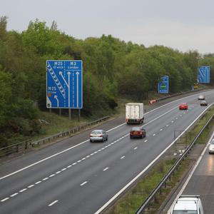 The Government should give more priority to maintaining existing transport infrastructure, a survey suggested