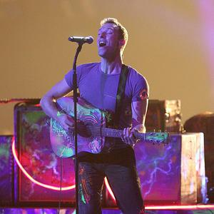 Chris Martin says Coldplay don't worry about their detractors