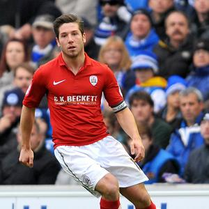 A fee has been agreed between Barnsley and Norwich for Jacob Butterfield