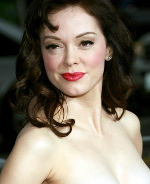 Rose McGowan says 'her heart just broke for the cause'