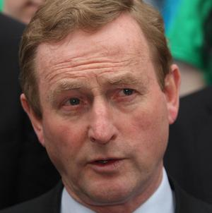 Ireland will be counting the euros when it takes up presidency of the European Council next year, Taoiseach Enda Kenny has said