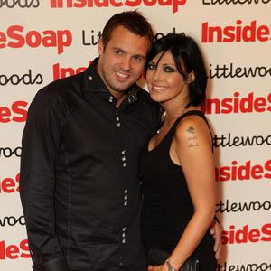 Kym Marsh and Jamie Lomas have set a date for their wedding