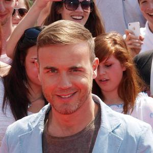 Gary Barlow doesn't want to be tempted by what his fellow X Factor judges eat