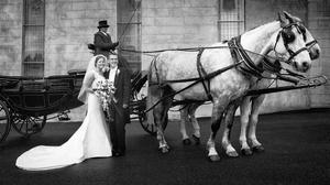 See Amanda Poole story.. Nicola & David Patterson Wedding Photo david patterson; nicola kinghan; wedding