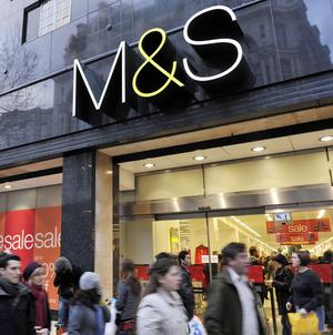 Marks and Spencer plans to open its first bank branch in London next month