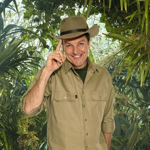 Comedian Brian Conley has quit his place in the jungle after falling ill