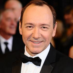 Kevin Spacey has been working on the Chinese film Inseparable