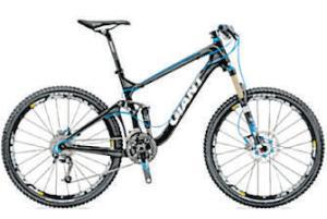 MOUNTAIN  <b>Giant Trance X Advanced SL 0 </b><br/>  'Pricey but one of the best trail bikes we've tested,' Jeff says. 'For a full-suspension rig it's amazingly light at 11kg. It combines that with well-controlled front-and-rear suspension and a top-class finishing kit. A responsive all-round superbike'   <b>Where</b> www.giant-bicycles.com   <b>How much</b> www.giant-bicycles.com