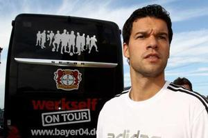 <b>Michael Ballack: Chelsea to Bayer Leverkusen</b><br /> He might be nearly 34, but ex-German captain Michael Ballack still has lots left in the tank. He joined Chelsea in 2006 and made over 100 appearances for them, scoring 17 goals. Perhaps he was a little short of his legendary best, but he still won three FA Cups, a League Cup and the League here. He's now returning home, to play for former team Leverkusen