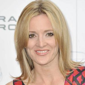 BBC sports presenter Gabby Logan has hit out at rumours about her private life spreading on social network websites