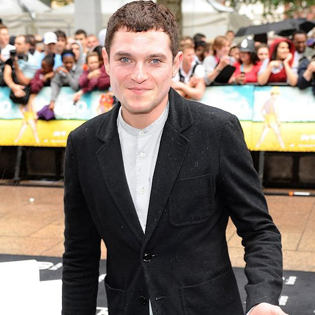 Mat Horne plays a dad in the Horrid Henry movie