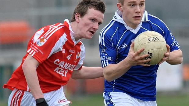 MacRory Cup final: St Patrick's Mark McAleer and St Colman's Jack Haughey