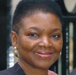Baroness Amos appointed under secretary general in charge of the Office of the Coordination of Humanitarian Affairs at the UN