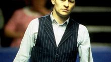 Alex Higgins won snooker's World Championship at his first attempt in 1972