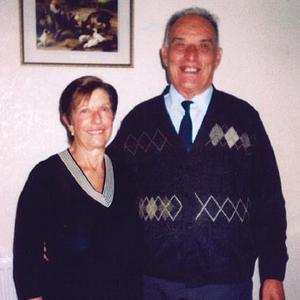 Guiseppe and Caterina Massaro, whose bodies were found by a relative at their home in Wolverhampton