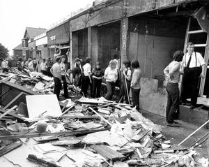 The IRA set off 26 explosions in Belfast, which killed 11 people and injured 130. 7 people were killed in Oxford Street bus station and 4 at a shopping centre on the Cavehill Road. 1972