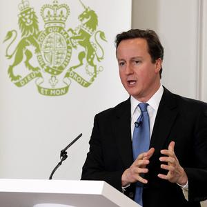 The Guardian said classified documents are critical of David Cameron