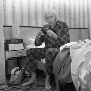 "FILE - OCTOBER 01, 2012:  ITV is scheduled to broadcast a documentary this Wednesday, ""Exposure: The Other Side of Jimmy Savile"", in which allegations are presented that the former television presenter and disc-jockey sexually abused teenage girls. 4th February 1965:  Disc-jockey, Jimmy Savile lights his breakfast cigar in the Bloomsbury hotel room which he has made his home.  (Photo by Chris Ware/Keystone Features/Getty Images)"