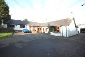 """<b>16. 374 Belfast Road, Ballygilbert, Bangor, BT19 1UH For Sale Offers Around £1,245,000</b> Extensive Gentleman's property with the option to be sold in individual lots. The house itself is a superb sprawling detached bungalow offering up to five bedrooms and two plus reception rooms. There is also a large family kitchen including an oil fired Aga, a five piece family bathroom and a separate shower room.  <p><b>To view property <a href=""""http://www.propertynews.com/Property/Bangor/NEANEA2208/374-Belfast-Road/194686923/Page5"""" title=""""Click here to view property"""">Click here</a> </a></p></b>"""
