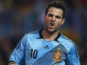 <b>Cesc Fabregas - £30m (Spain)</b><br/> Spain really do have a lot of talent in central midfield. Like Alonso, Fabregas is another who suffers from the quality at Vicente del Bosque's disposal. Yet the 25-year-old has managed to play a key role for the reigning European and World champions. He was named in the team-of-the-tournament for Euro 2008 and set up the winning goal in the 2010 World Cup final. He joined Barcelona last summer from Arsenal in what was one of the most drawn out transfer sagas of modern times.