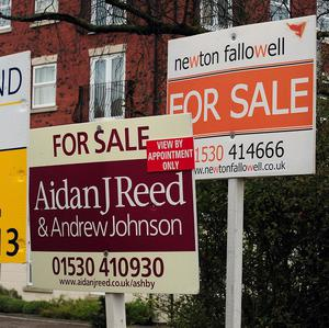A survey suggests the fall in house prices is set to continue over the coming months