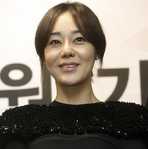 Kim Yun-jin is on the jury at the 15th Pusan International Film Festival