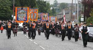 12th July celebrations, Newry.