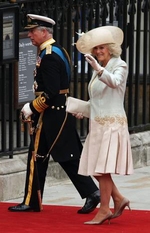 Camilla, Duchess of Cornwall and HRH Prince Charles, Prince of Wales