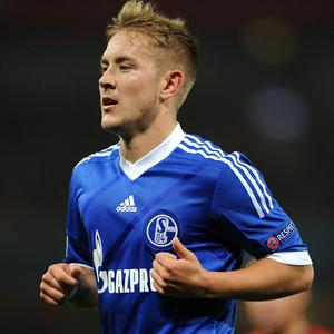 Lewis Holtby will leave Schalke at the end of the season
