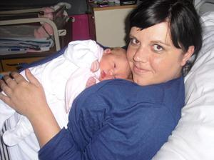 "Leanne Hamill with her 3rd baby Ava Grace born at Antrim Area p><b>To send us your Baby Pics <a href=""http://www.belfasttelegraph.co.uk/usersubmission/the-belfast-telegraph-wants-to-hear-from-you-13927437.html"" title=""Click here to send your pics to Belfast Telegraph"">Click here</a> </a></p></b>"